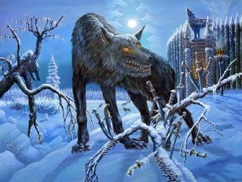 Волкодлак (werewolves)