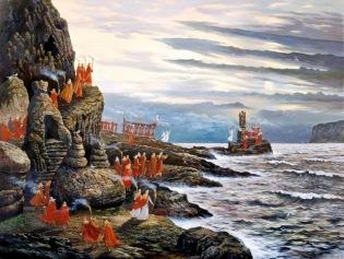День морской Богини (day of the sea goddess)
