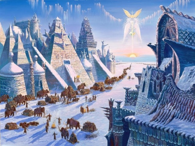 Исход гипербореев (Hyperborean exodus)