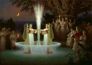Ночь на Ивана Купалу (Night of Ivan Kupala)