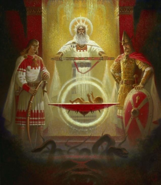 Рождение Воина (Birth of the Warrior)