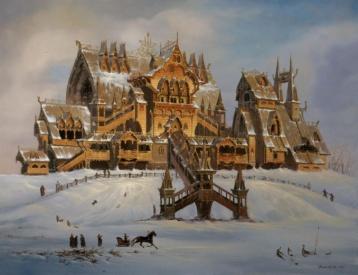 Зимняя сказка (winter's tale)