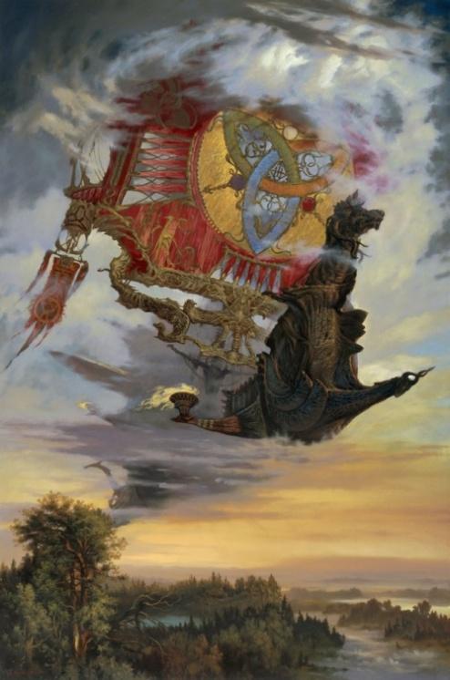 """Путь в Асгард"" (Path to Asgard)"