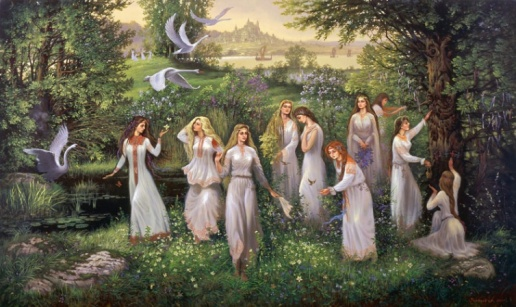 Девы Даарии (Virgin Daaria)