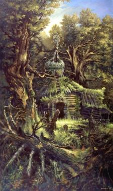 Святилище леса. (Forest sanctuary)