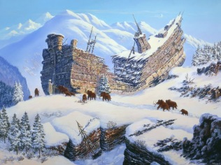 Переживший царство Святогора (The surviving kingdom Svyatogora)