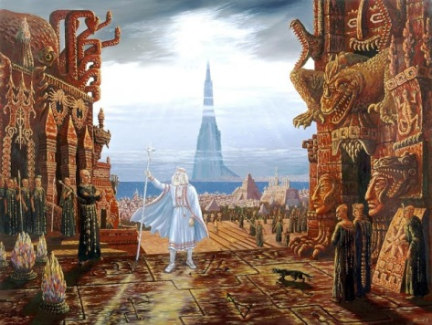 Посланник Асгарда (Messenger of Asgard)