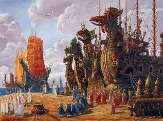 Флот Гипербореи (Hyperborean fleet)