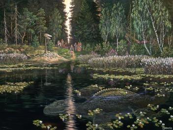 Хозяин озера (the owner of the lake)