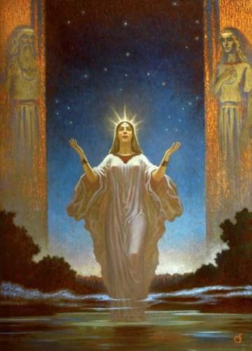 Священный зов (Sacred call)